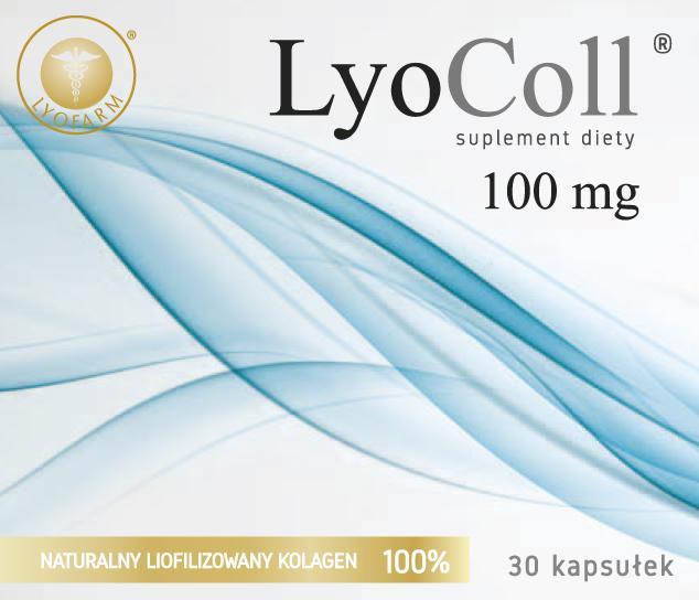 Kolagen naturalny LyoColl